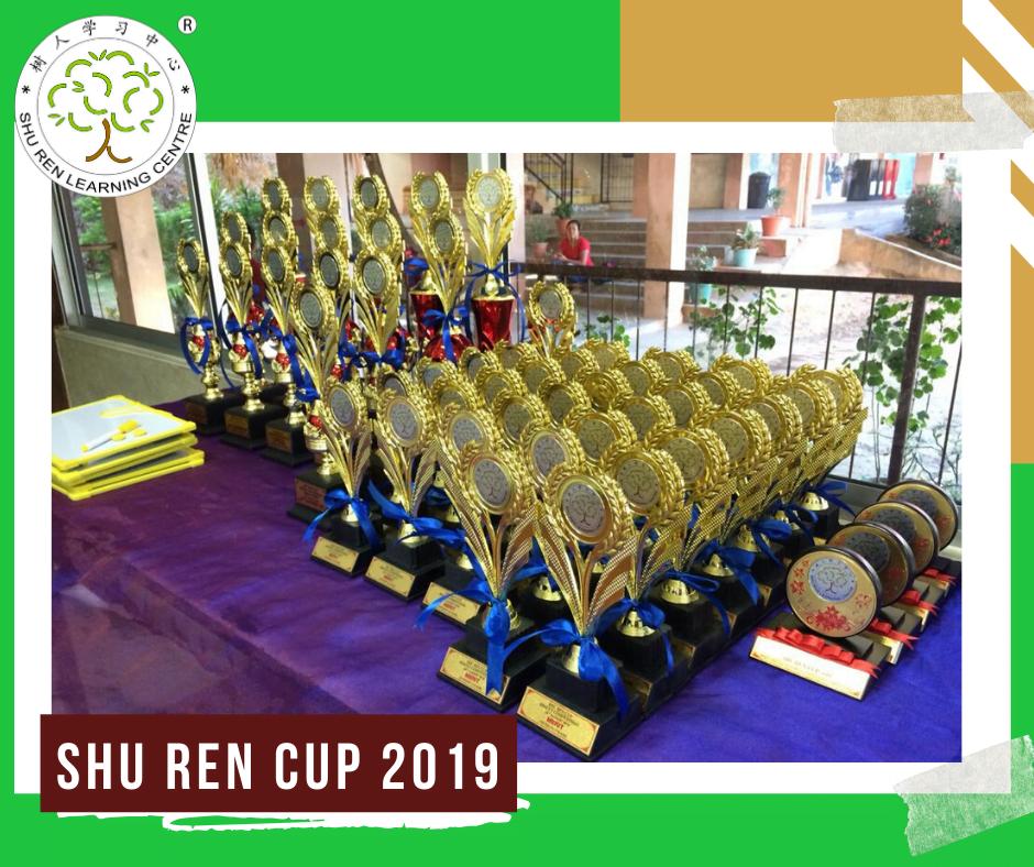 SHU REN CUP 2019